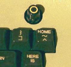 ADM-3a の Home キー